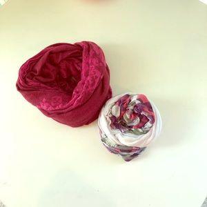 Accessories - Bundle of 2 Scarves 🧣